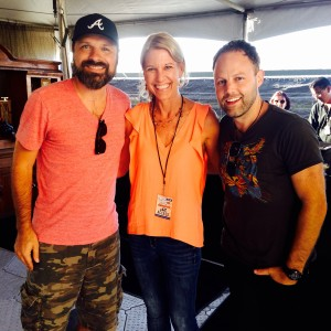 me and Third Day