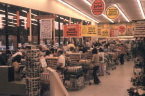 grocery line 1